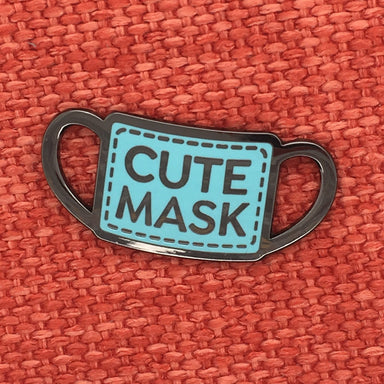 Cute Mask Pin