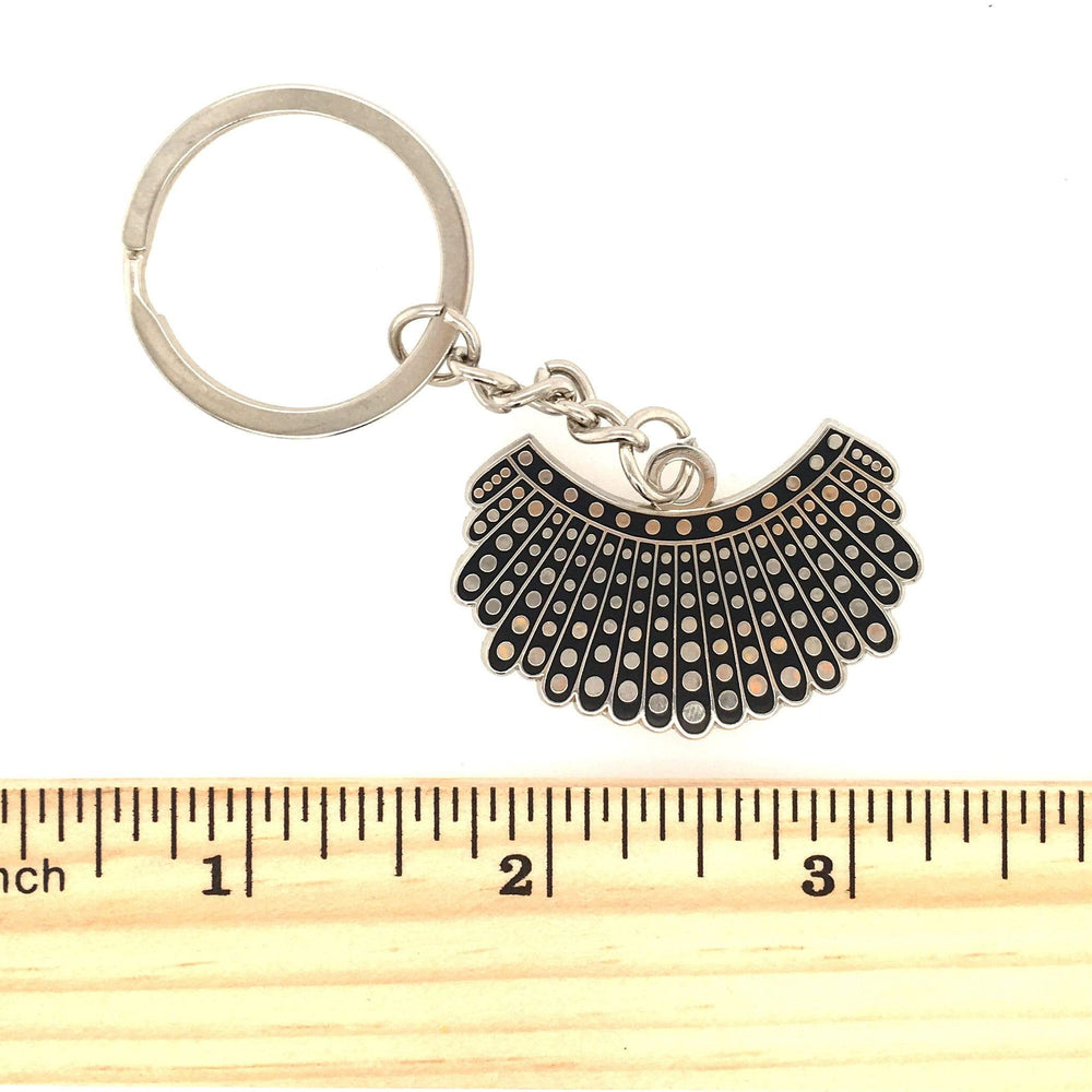 5 Dissent Collar Keychains (Holiday Package)