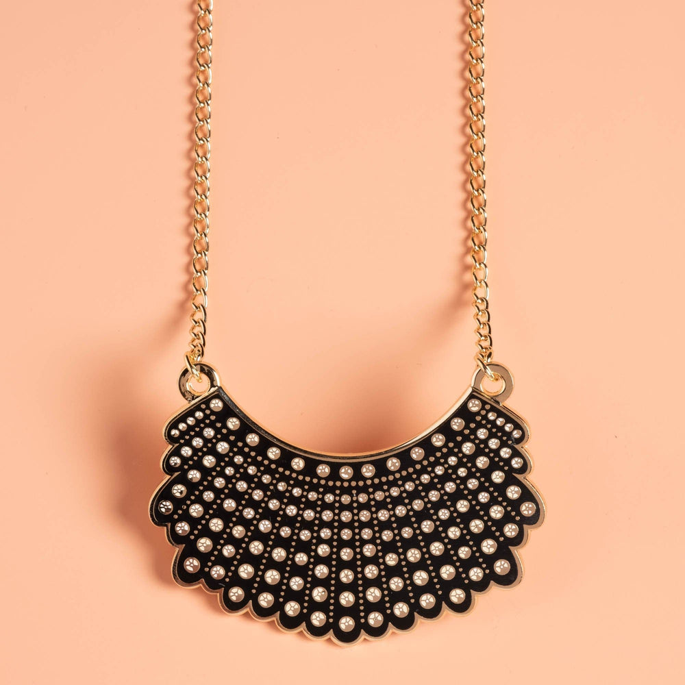 Dissent Collar Necklace XL Edition