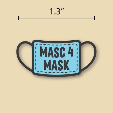 Pre-order: Masc for Mask Pin