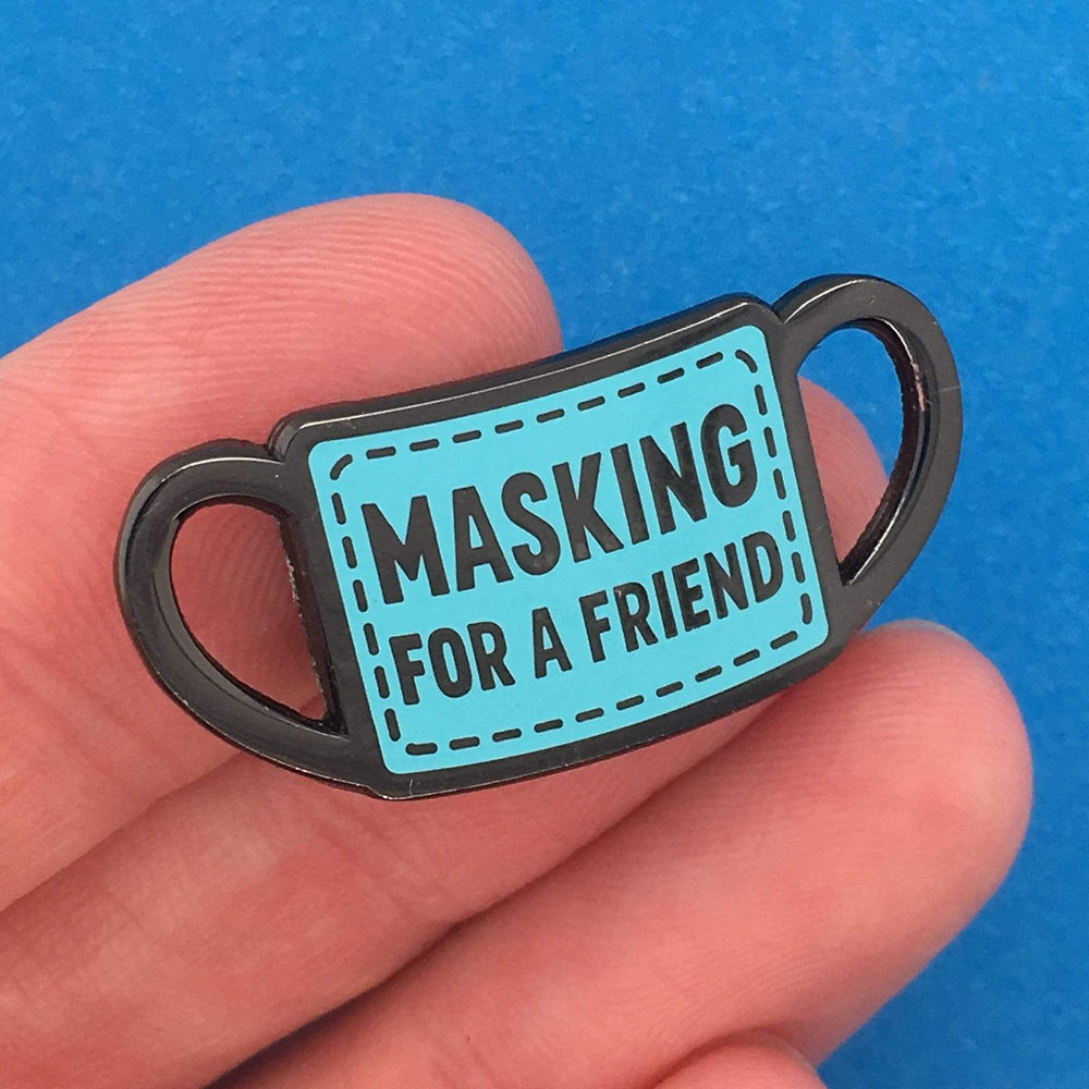 Masking for a Friend Magnet