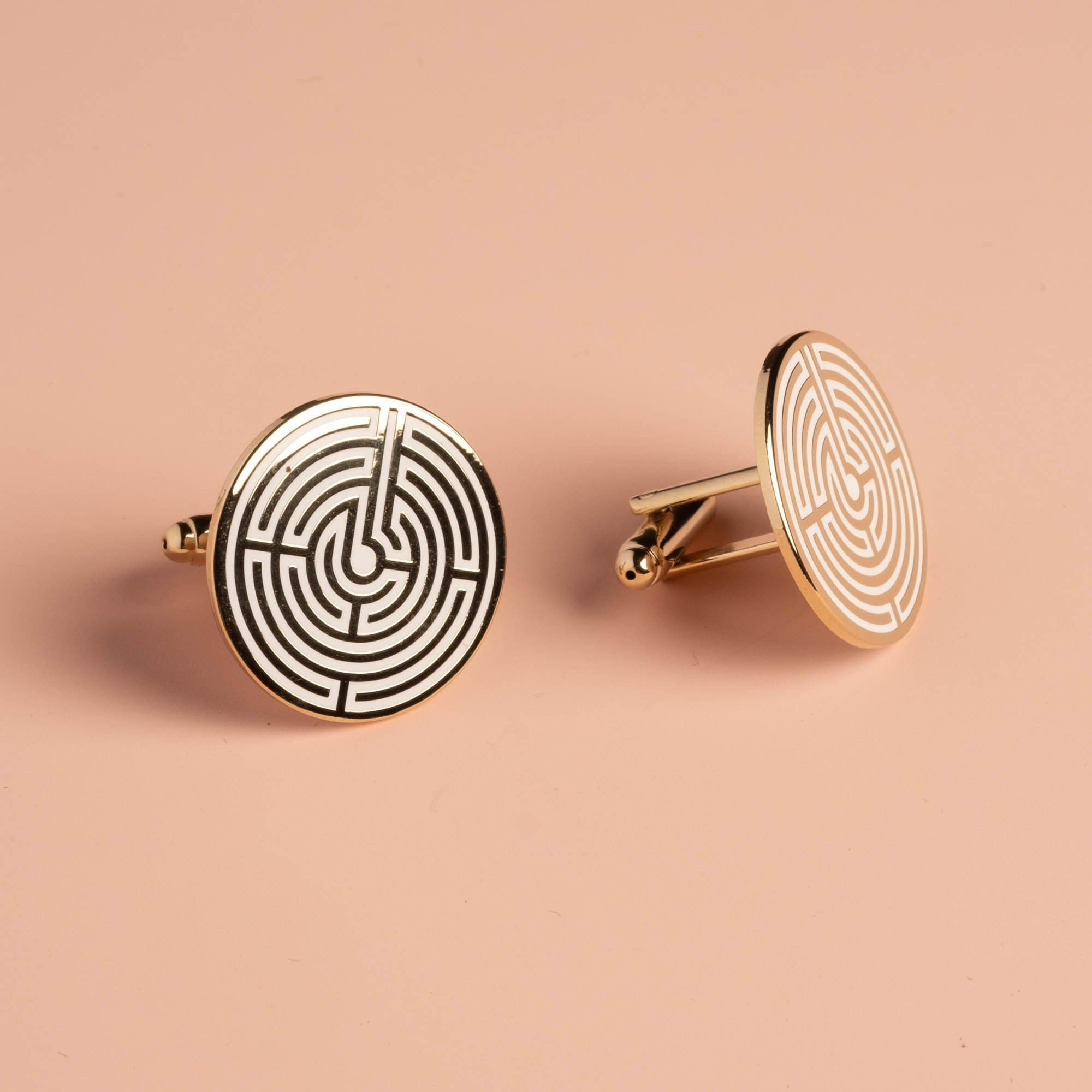 Grace Hopper Nanosecond Cufflinks