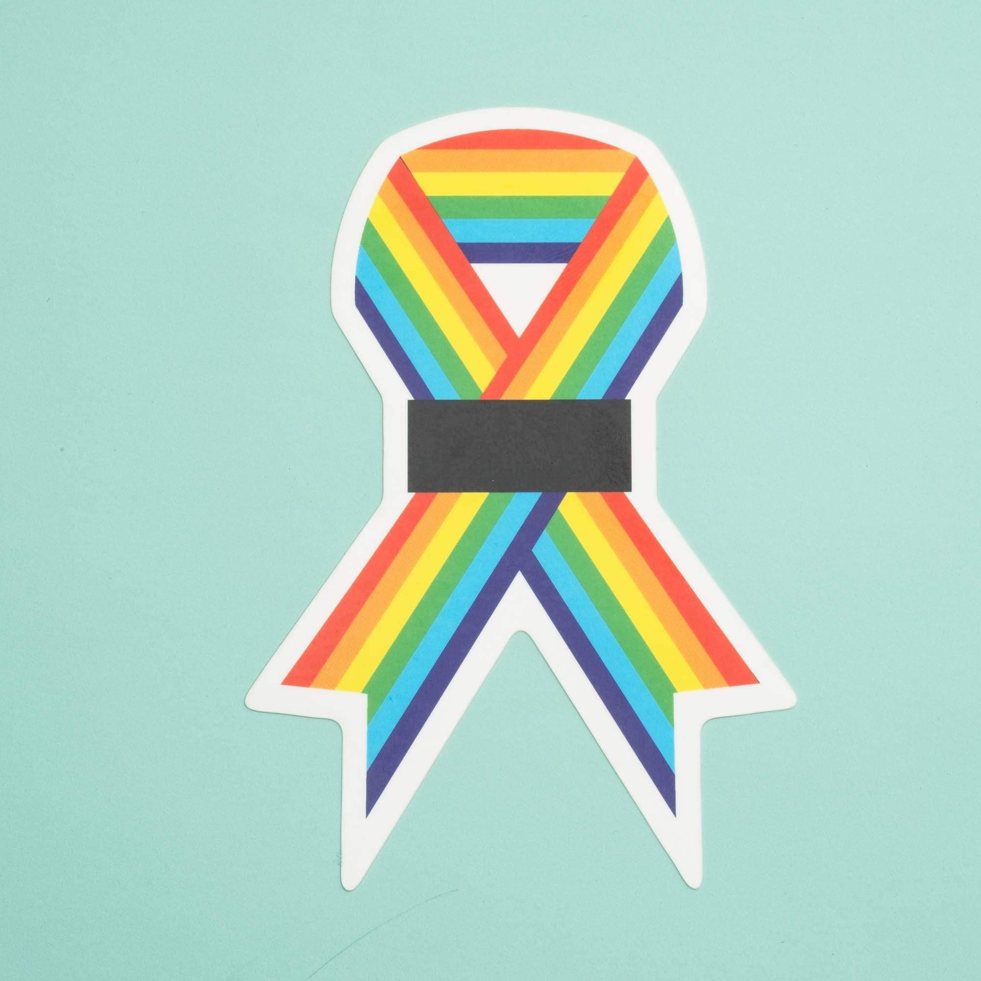 Orlando Ribbon Project Sticker