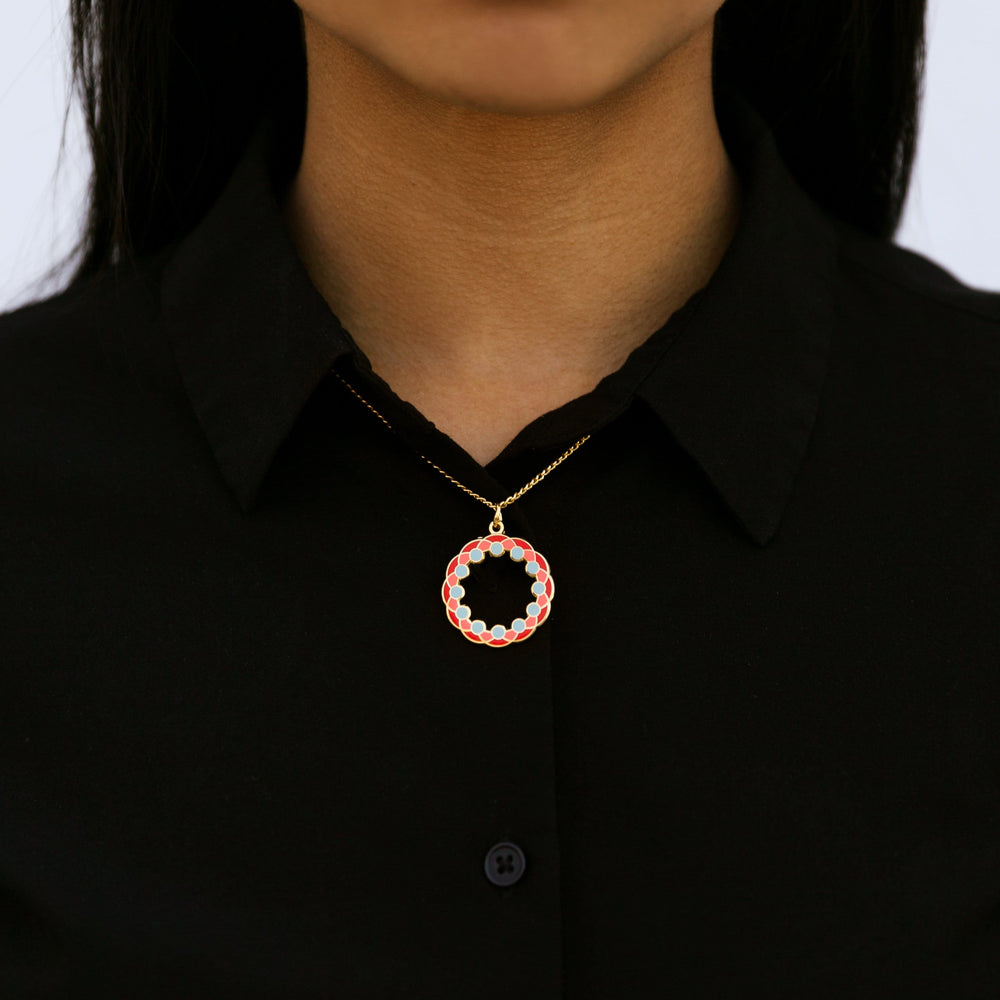 Social Distancing Necklace