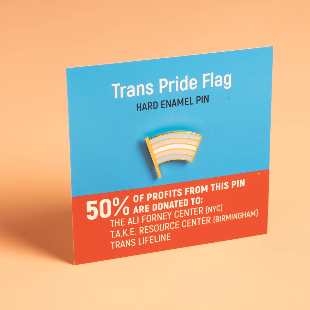 Trans Pride Flag Pin