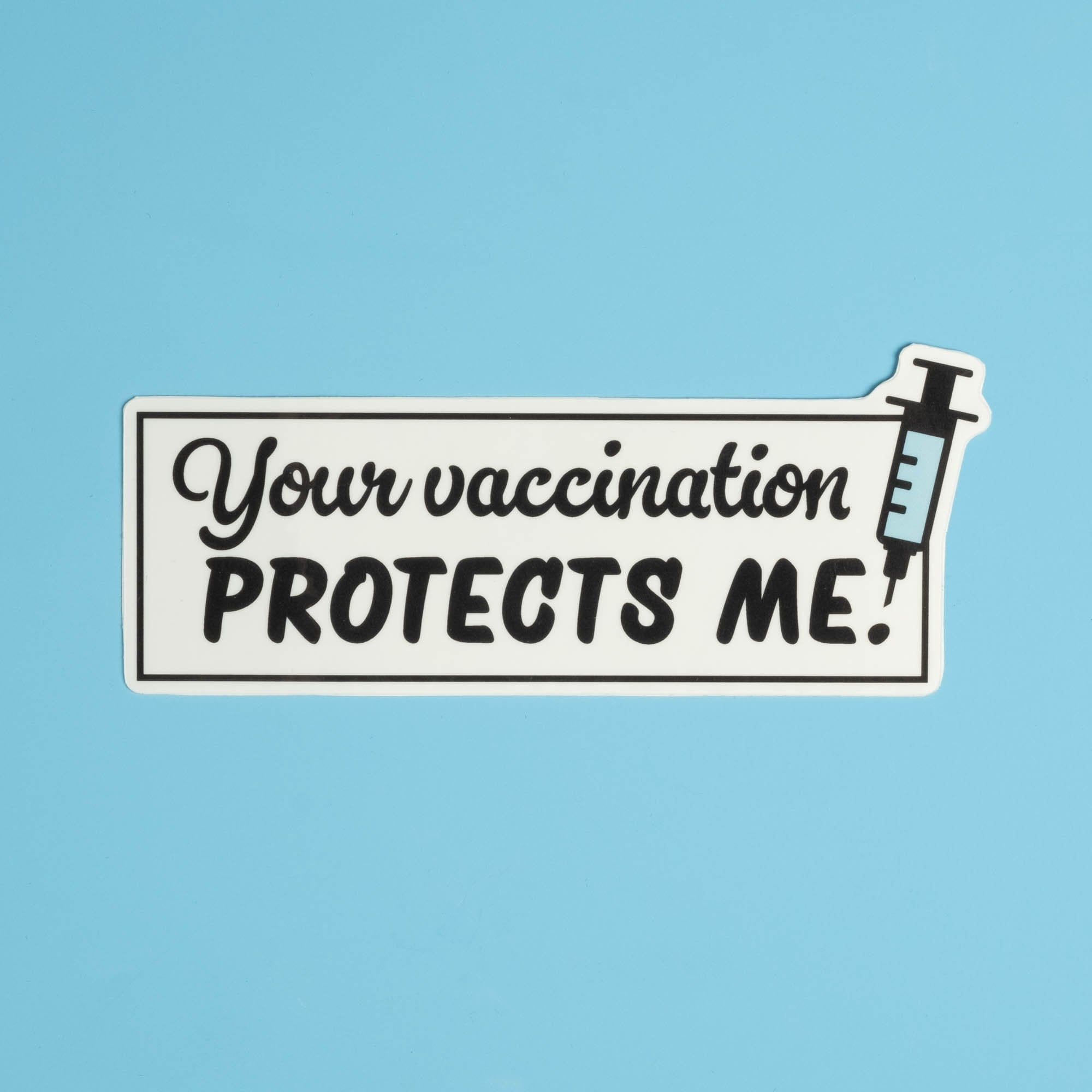 Vaccine Sticker Set