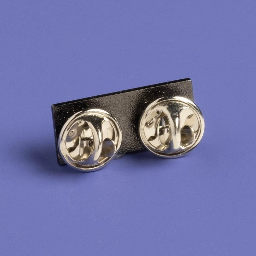 Two Plus Two (Support Reality) Pin