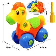 Early Learning Education Screw 3d Puzzle