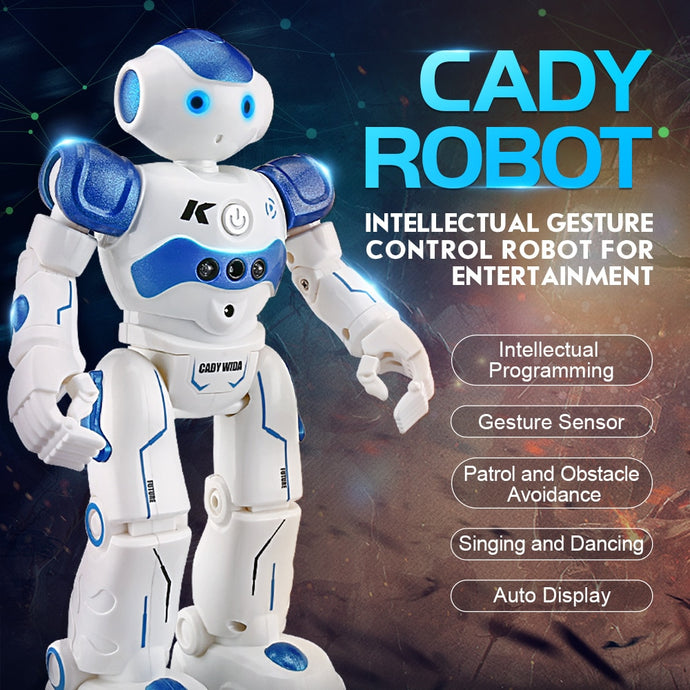 Smart robot toys for kids boje