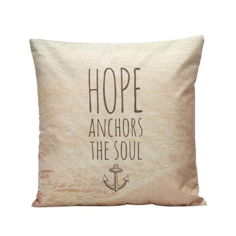 Hope Pillow Cover