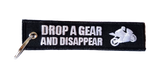 Drop a Gear and Disappear KeyTag