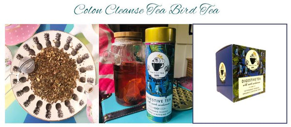 Colon Cleanse Tea Bird Tea
