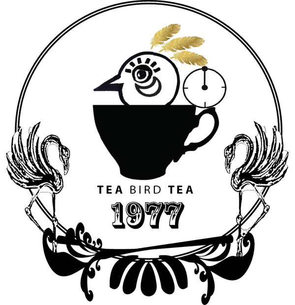 Tea Bird Tea logo  - Ashleigh Cotterill