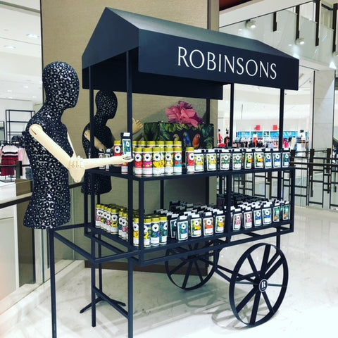Tea Bird Tea launches at Robinsons KL