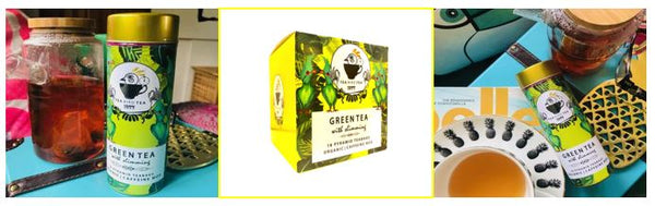 Slimming Green Organic Tea Bird Tea
