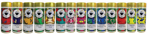 Tea Bird Tea Range