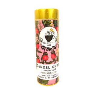 Dandelion Organic Tea Bird Tea Case 12 Tin