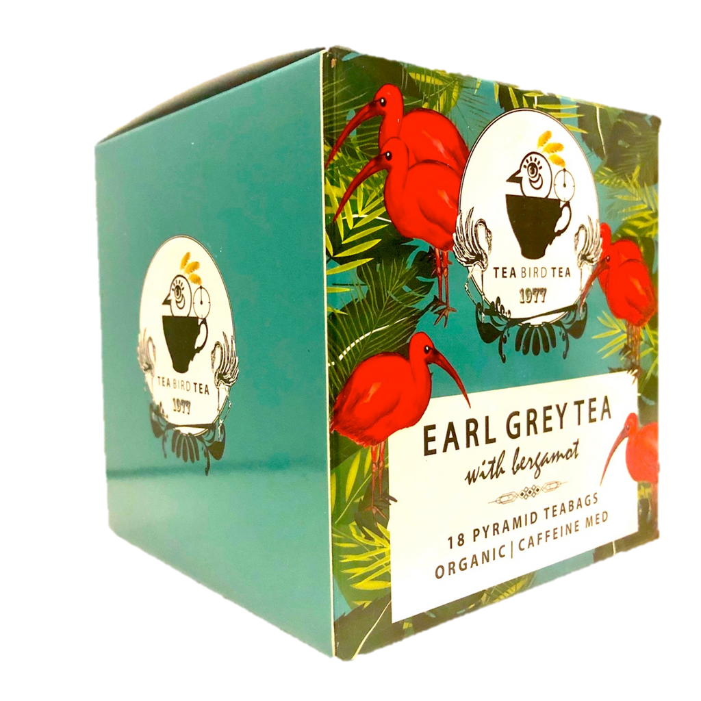 Earl Grey Organic Tea Bird Tea Refills