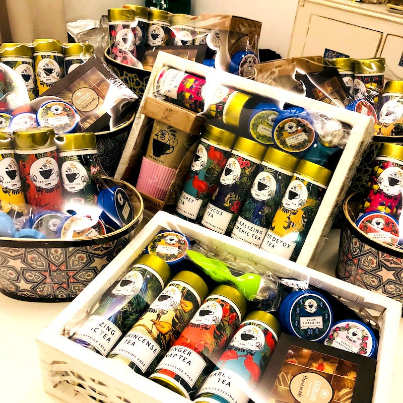 Tea Bird Tea Gift Sets
