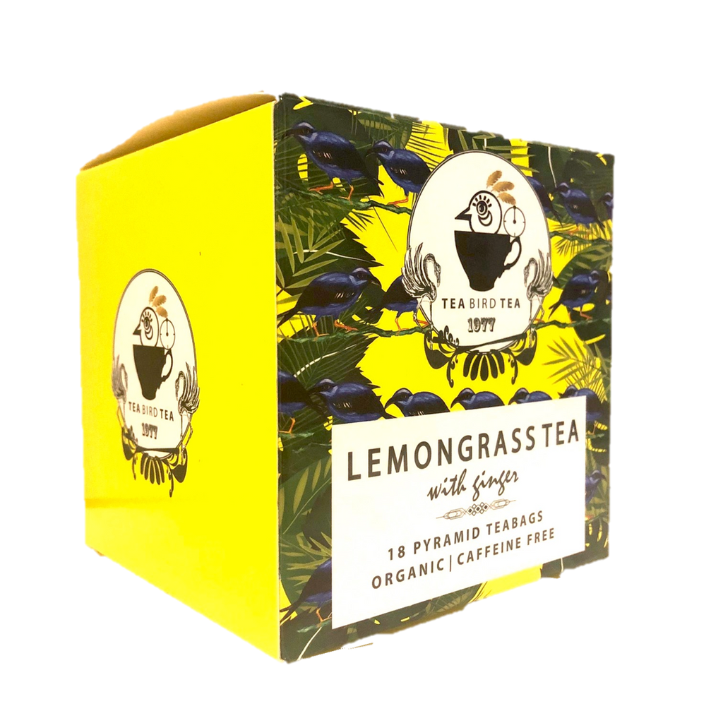 Lemon Grass & Ginger Organic Tea Bird Tea Refills