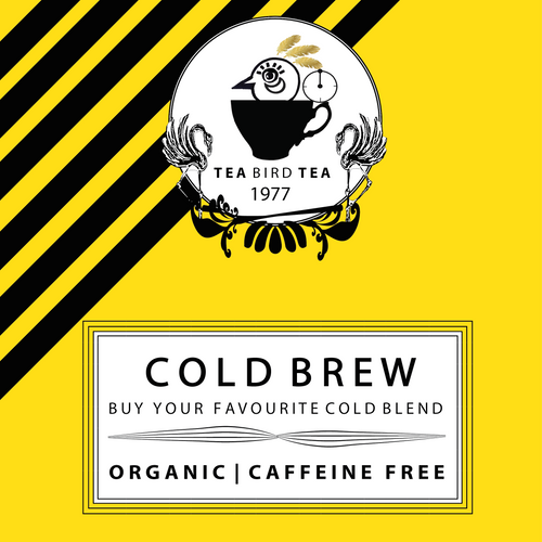 Lemon Breeze Cold Brew Tea Bird Tea