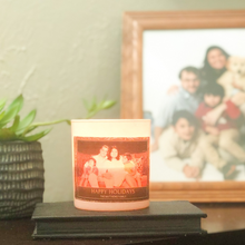 Set of 6 Personalized Candles