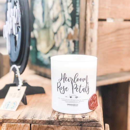 February Candle of the Month: Heirloom Rose Petals