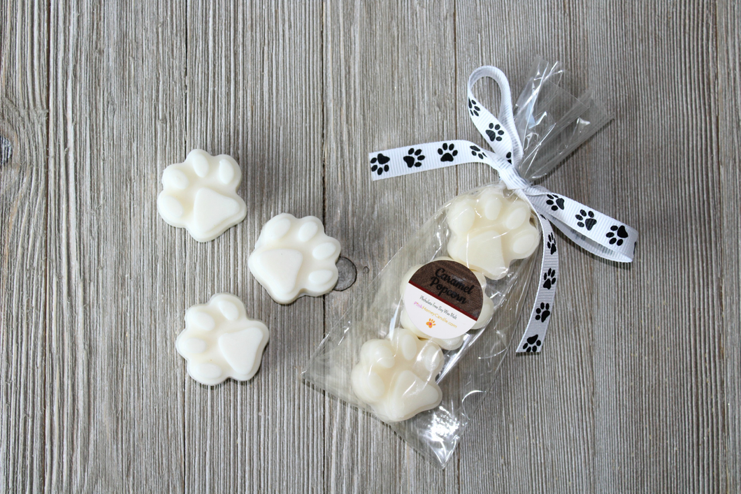 Caramel Popcorn Wax Melts