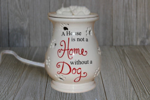 Home Without A Dog Wax Warmer