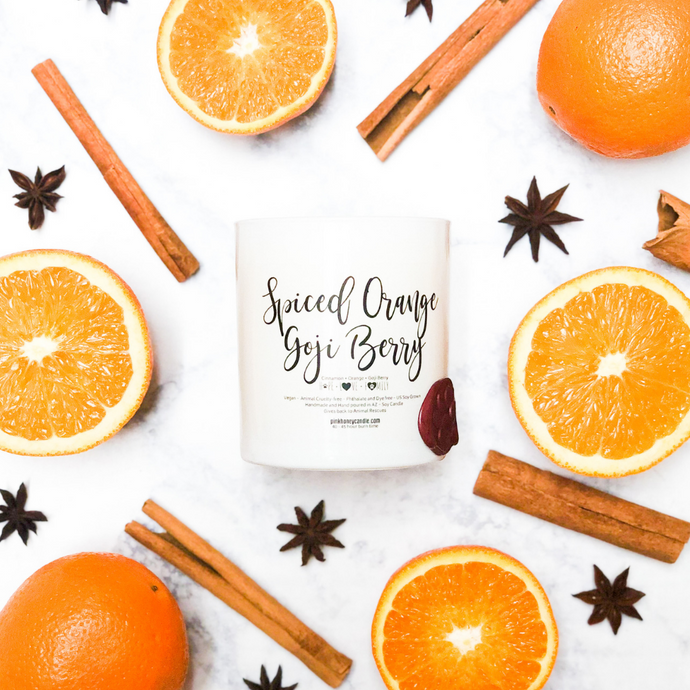 Spiced Orange Goji Berry