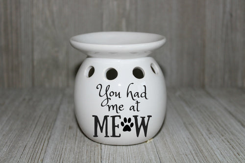 You Had Me at Meow Warmer