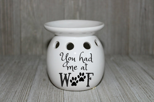 You Had Me at Woof Warmer