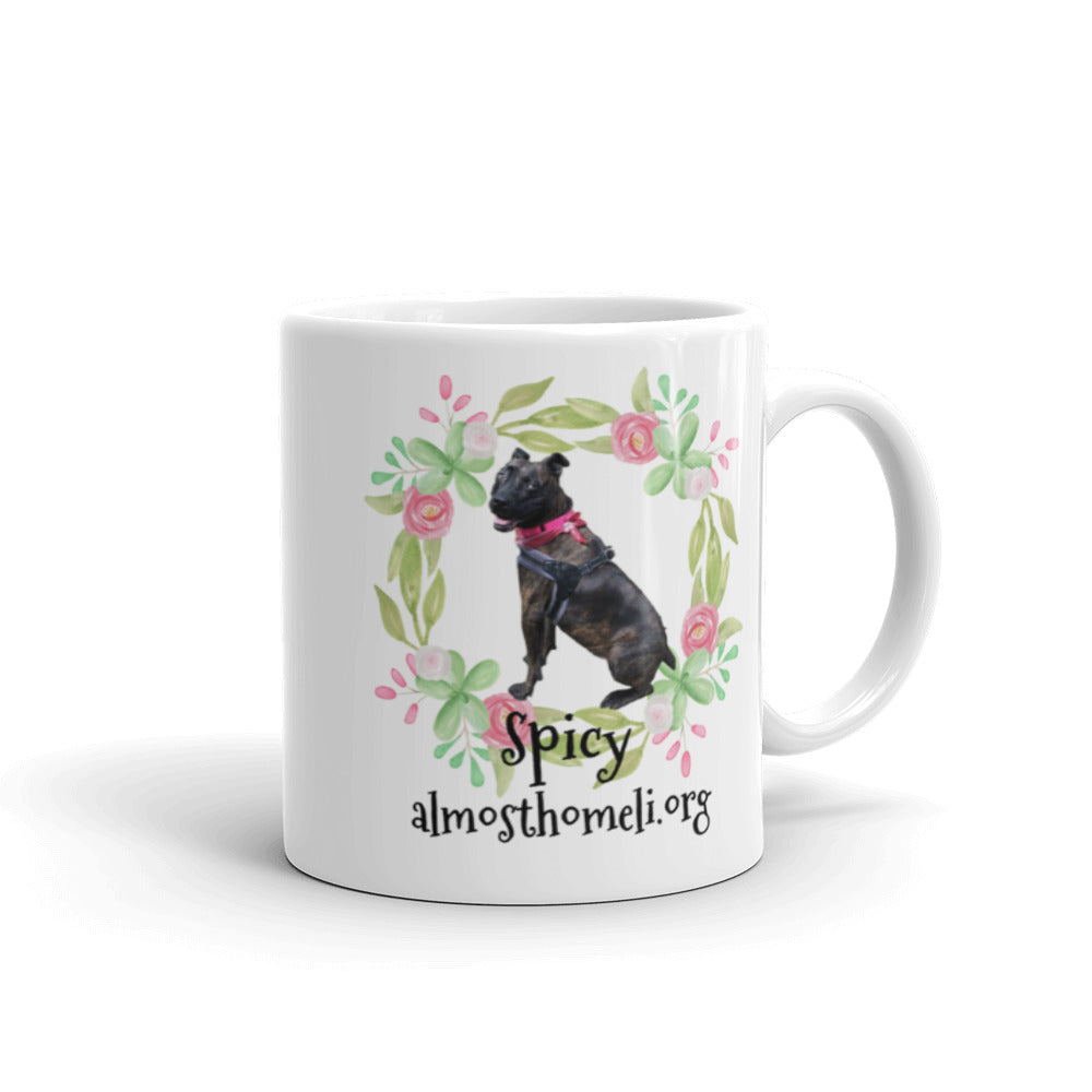 Dove's and Spicy's 11 oz Mug