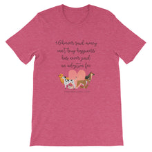 Short-Sleeve Unisex T-Shirt - Happiness in Adoption