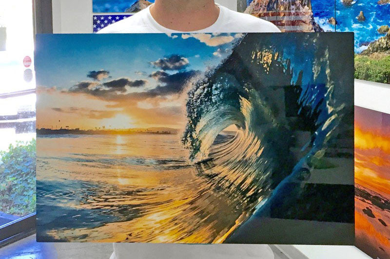 Metal Prints vs Canvas