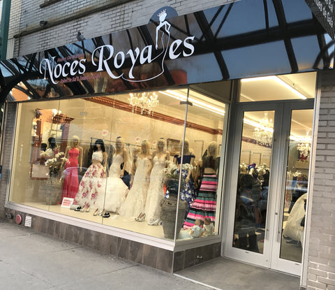 noces royales street view