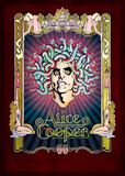 Alice Cooper's Alice At The Palace Print