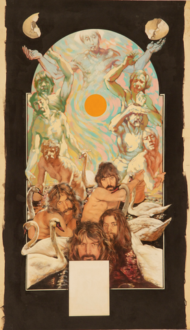 Canned Heat Album Cover - Study Two