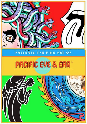 Pacific Eye & Ear Poster #One