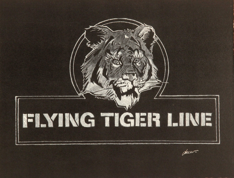 "Flying Tiger Air Freight ""New Slide Show"" #1"