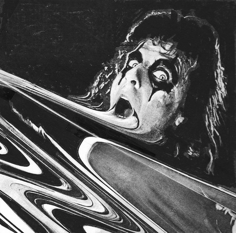 Alice Cooper Album Cover Comp
