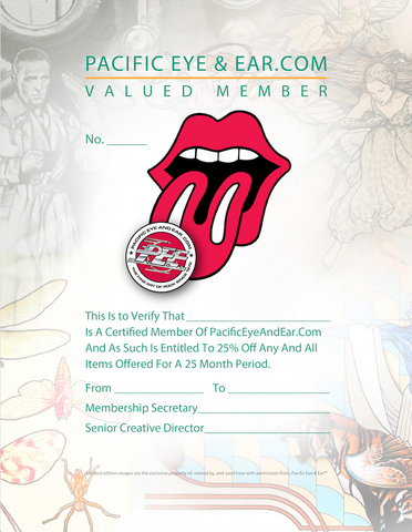 PACIFIC EYE AND EAR - OFFICIAL MEMBERSHIP