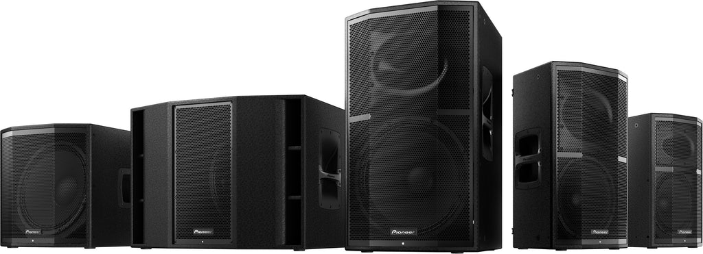 Pioneer Delivers BIG with XPRS Speakers