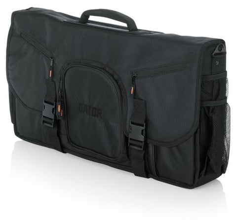 Gator Cases GCLUBCONTROL25 Large Messenger bag for DJ style Midi controller