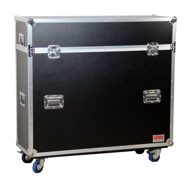 "Gator Cases GTOURELIFT55 55"" LCD/Plasma Electric Lift Road Case"