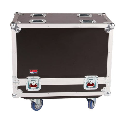 "Gator Cases GTOURSPKR212 Tour Style Transporter for (2) 12"" speakers"