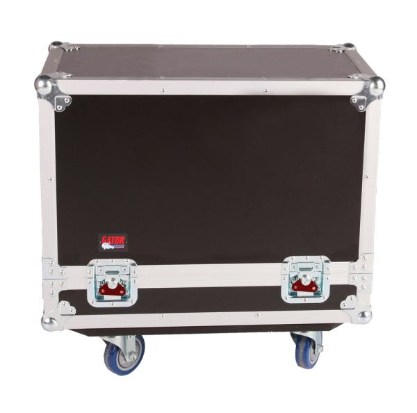 Gator Cases GTOURSPKR2K12 Tour Style Transporter for (2) K12 speakers