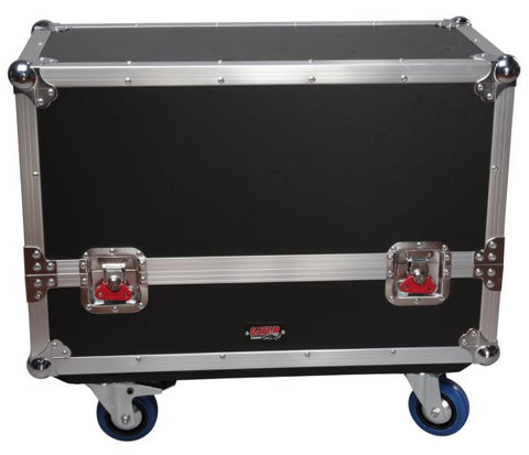 Gator Cases GTOURSPKR2K8 Tour Style Transporter for (2) K8 speakers