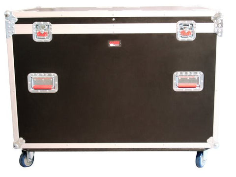 "Gator Cases GTOURTRK4530HS Truck Pack Trunk w/ Casters - 45"" x 30"" x 30"""