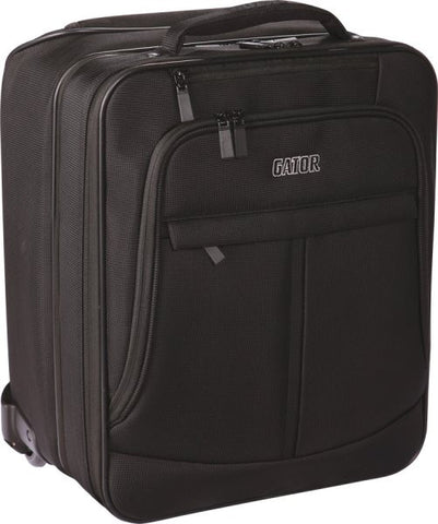 Gator Cases GAVLTOFFICEW Laptop & Projector Bag; Wheels & Handle